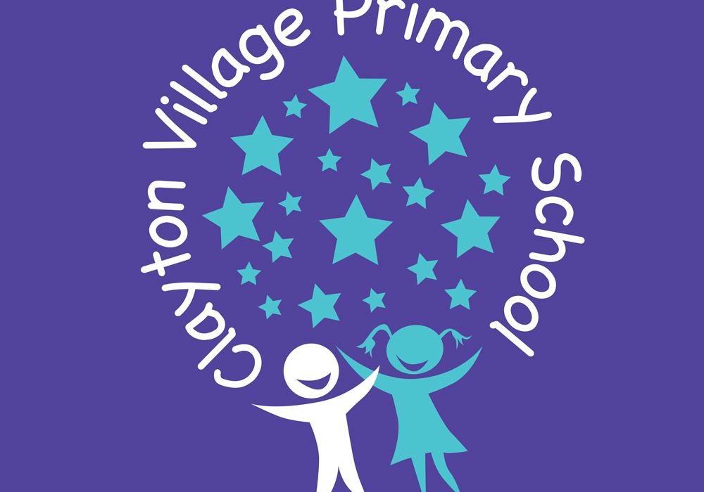 Clayton Village Primary School Rebrand