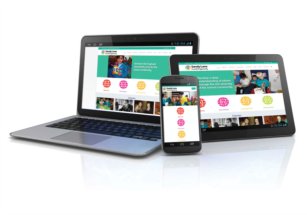 Web Devices SandyLanePrimarySchool