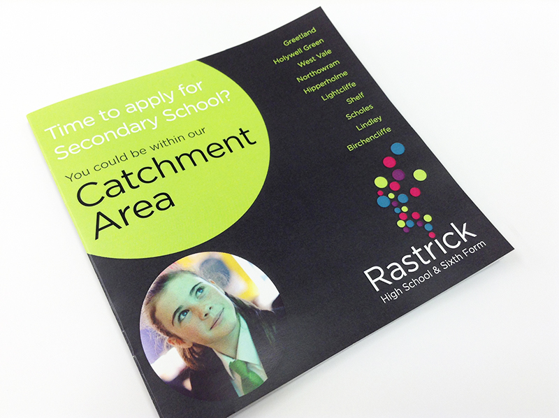 Rastrick High School – Direct Marketing Campaign