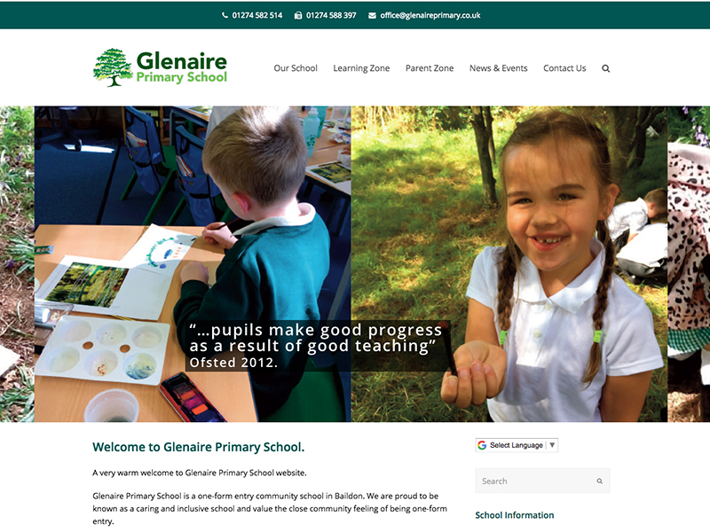 Glenaire Primary School